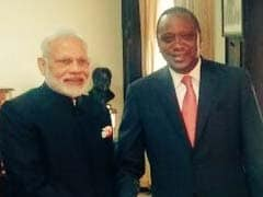 भारत और केन्या ने सात करारों पर दस्तखत किए, सुरक्षा पर सहयोग को करेंगे गहरा