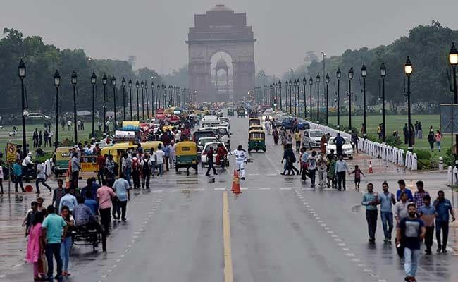 Jokes Pour In As #DelhiRains Trends On Twitter