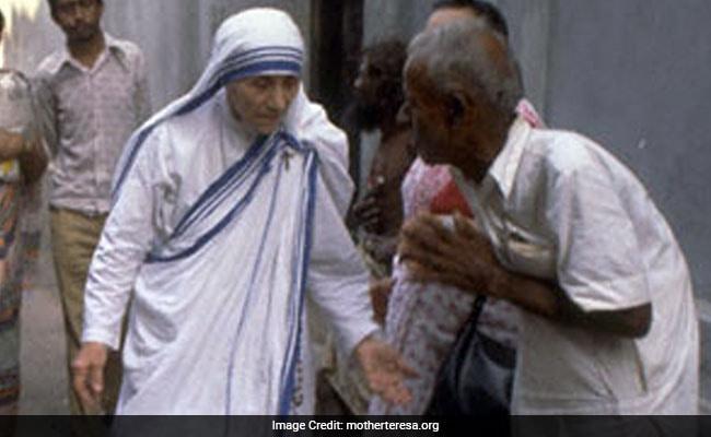 संत मदर टेरेसा की नीली बार्डर वाली साड़ी अब 'इंटेलेक्चुअल प्रॉपर्टी '