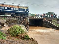 Train Derailed, Cars Washed Away As Flash Floods Strike Parts Of Maharashtra