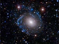 Astronomers Spot Mysterious 'Frankenstein' Galaxy
