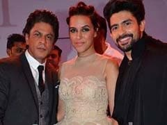Neha Dhupia Has Hilarious Meltdown After SRK Tweeted Her. Help Her Out