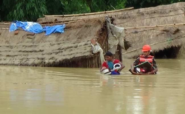 नेपाल में बाढ़ से मरने वालों की संख्या 91 हुई, चीन ने की आर्थिक मदद की घोषणा