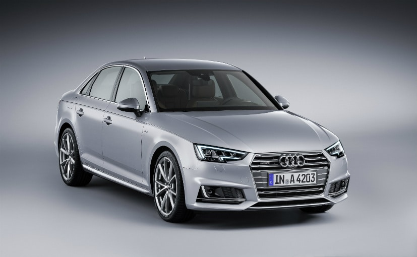 new car launches audiNextGen Audi A4 30 TFSI Variant Imported To India Ahead Of Launch