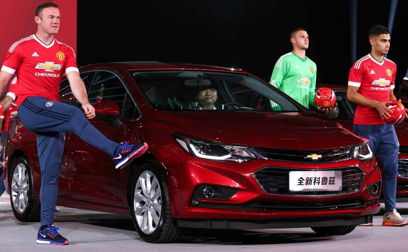 India-Bound New Chevrolet Cruze Launched in China