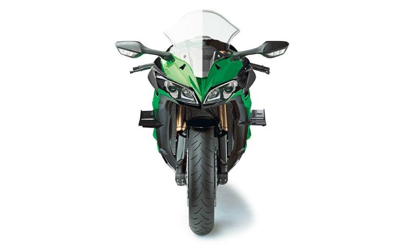 New Kawasaki Ninja 1000