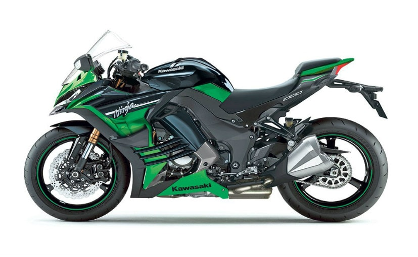 2017 Kawasaki Ninja 1000 Launch Details Revealed
