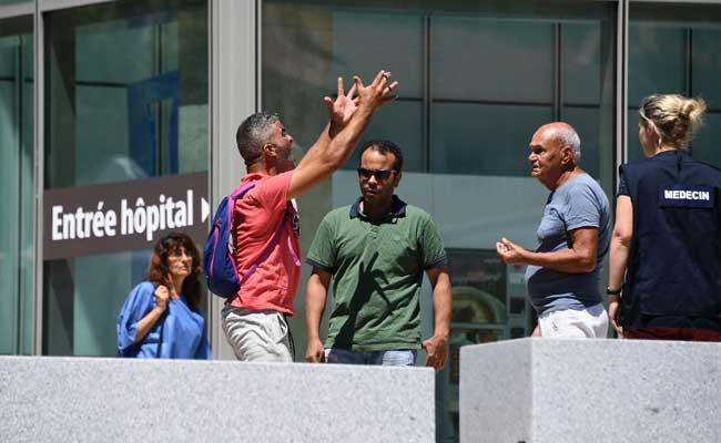 'Where Is My Son?' Tears And Trauma At Nice Hospital