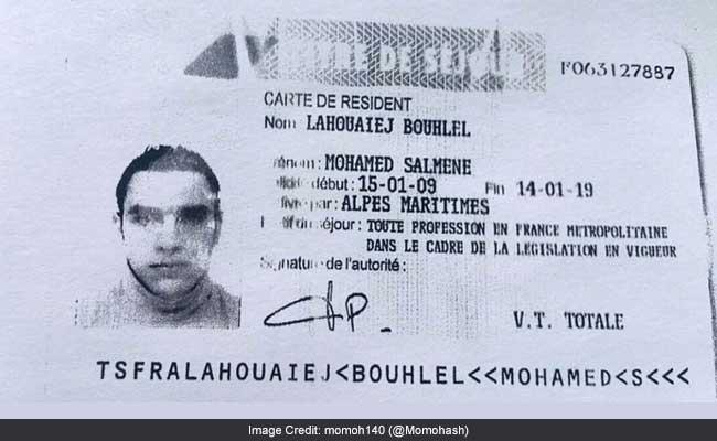 Attacker In Nice Had 'Clear Interest' In Jihad: Prosecutor