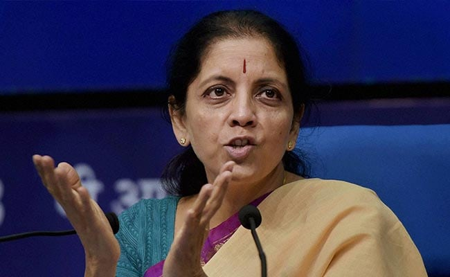 India Not Discussing Individual Cases With US: Nirmala Sitharaman On H-1B Visa