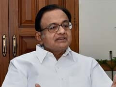 "Centre Making ""Determined Effort"" To Clean Ganga, Says P Chidambaram"