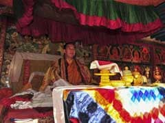 China's Panchen Lama Carries Out Religious Rite In Tibet, First In 50 Years