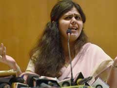 """Should've Strapped Bomb On Rahul Gandhi"": Pankaja Munde Drops A Shocker"
