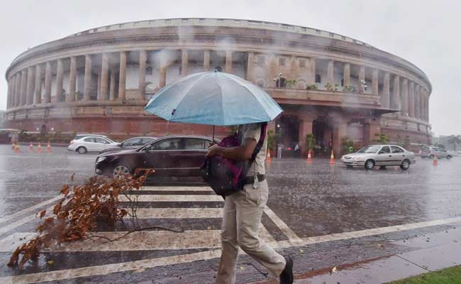 LIVE: Monsoon Session Of Parliament - Day 14
