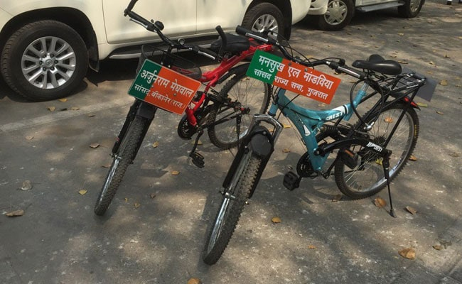 Known For Cycling To Parliament, 3 MPs Could Get Big Promotion Tomorrow