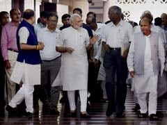 Parliament's Monsoon Session Begins Today, PM Narendra Modi Appeals For GST Bill