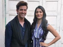 Hrithik Roshan 'Taken Aback' by <i>Mohenjo Daro</i> Co-Star Pooja's 'Courage'
