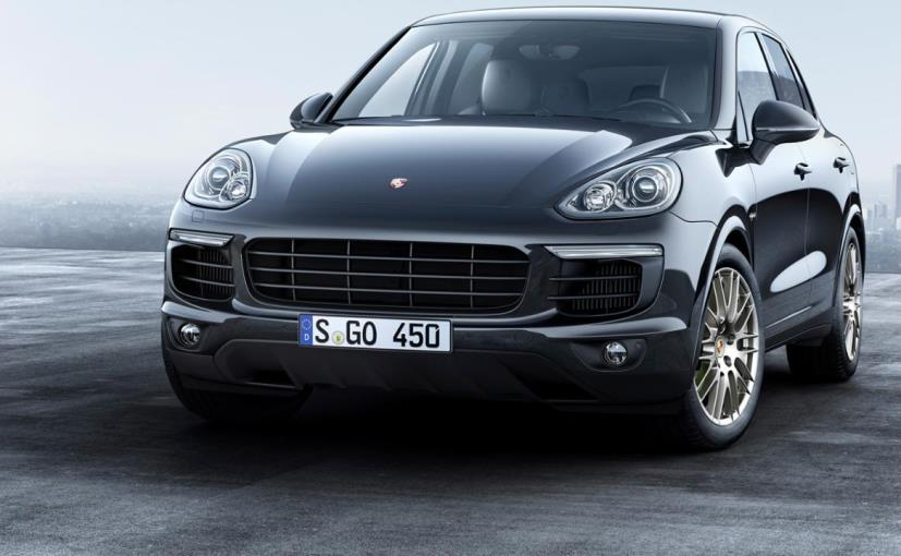 Porsche Cayenne Platinum Edition Launched In India Price Starts At