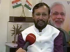 'We Are The Crazy Boys,' Says New Education Minister Prakash Javadekar