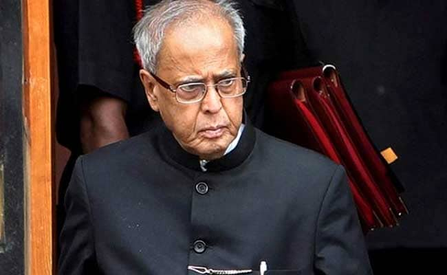 India Should Gear Up To Face IT Protectionism: President Pranab Mukherjee