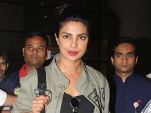 Priyanka Chopra is Confident That Fans in India 'Won't Forget' Her