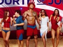 Priyanka Chopra Stars in <I>Baywatch</i> Motion Poster With Dwayne Johnson