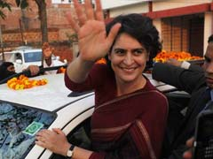 Priyanka Gandhi Vadra, Always Behind-The-Scenes, Takes Spotlight In UP