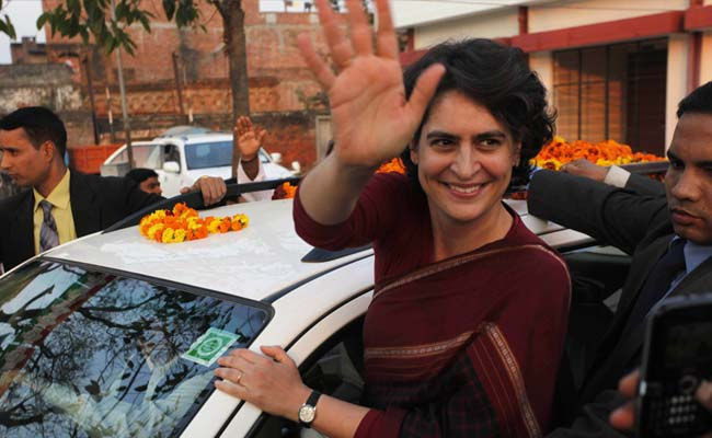 After Priyanka's Entry To UP Politics, Rahul Gandhi's Message To Mayawati