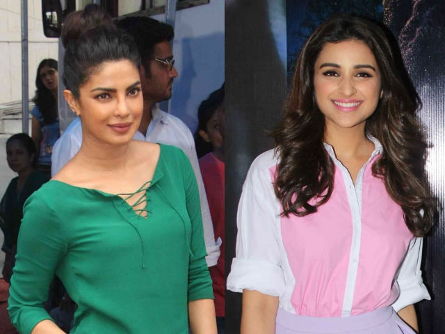 'Priyanka Chopra is One Man Army. It's Insane,' Says Parineeti