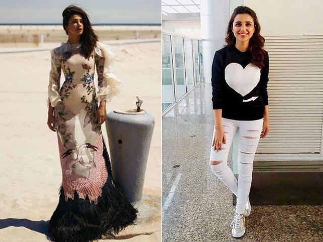 To Priyanka Chopra, an Old Pic as Birthday Gift, With Love From Parineeti
