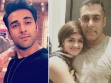 When Pulkit Samrat And Shweta Rohira Came Face to Face at Salman Khan's Home