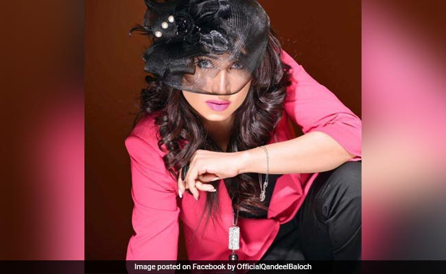 Pakistani Model Qandeel Baloch Killed Allegedly By Brother