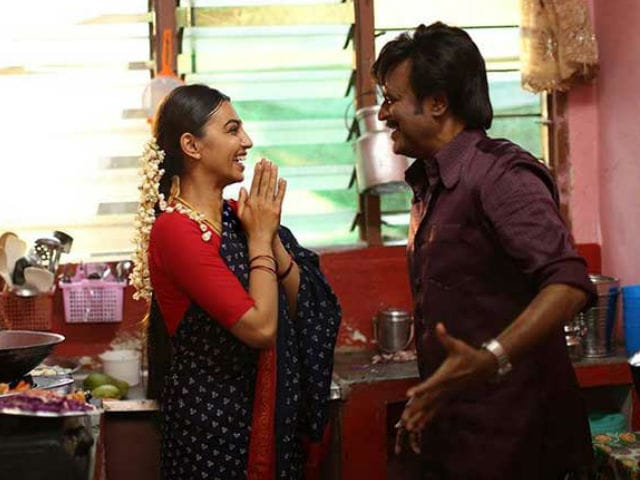 Kabali Heroine Radhika Apte Says Rajinikanth is 'Just So Nice'