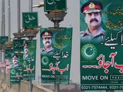 Posters Begging For Military Coup Appear Overnight In Pak