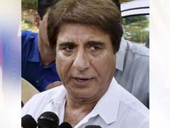 "Complaint Against Raj Babbar For ""Derogatory"" Words Against BJP Top Brass"