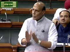 'There's Hole In Your Boat': Rajnath Singh's Dig At Congress Over Arunachal Crisis