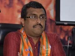 Mehbooba Mufti Lying, She Must Learn To Manage Her Party: Ram Madhav