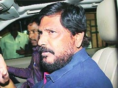 """Shiv Sena Has No Option, Has To Form Government With BJP"": Ramdas Athawale"