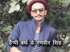 हैप्पी बर्थडे : क्यों रणवीर सिंह नहीं लिखते अपना पूरा नाम, पढ़ें कुछ दिलचस्प बातें...