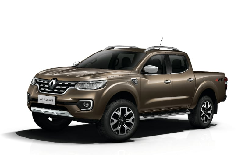 Renault Reveals Its New Pick Up Truck