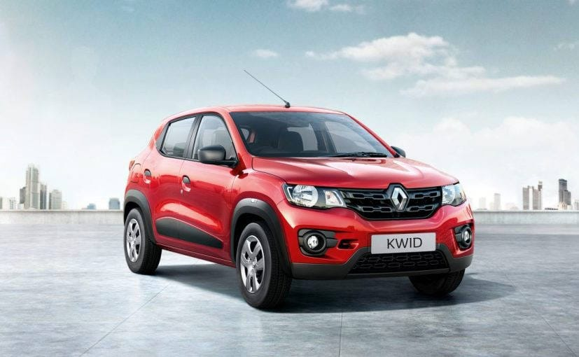 Renault Kwid 1.0-Litre Bookings Commence As Launch Nears