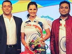 रियो के लिए भारतीय खिलाड़ियों की विदाई पर सजी सितारों की महफिल
