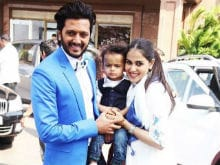 Genelia is 'Busy' With Babies, 'Fan' Riteish Misses Her Onscreen
