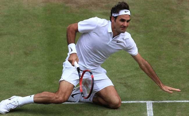 टेनिस : गैरी वेबर ओपन के सेमीफाइनल में पहुंचे रोजर फेडरर