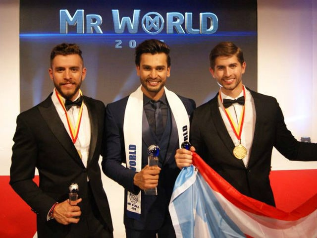 Rohit Khandelwal is Mr World 2016, First Indian Winner of the Pageant