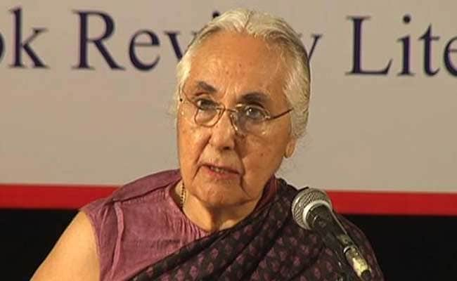 Define The Term 'Urban Naxal', Historian Romila Thapar Asks Centre