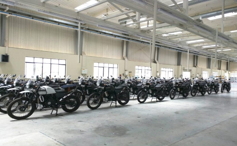 Royal Enfield Factory Chennai