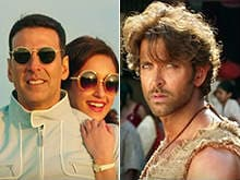 In Akshay's <I>Rustom</i> vs Hrithik's <I>Mohenjo Daro</i>, a Message From Twinkle