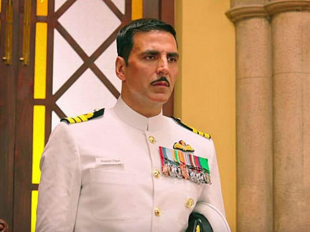 फिल्मकार नीरज पांडे ने कहा- फिल्म 'रुस्तम' का निर्माण जोखिम भरा था