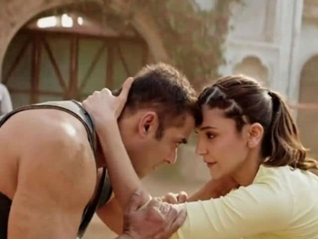 Anushka Says to be Appreciated in Salman Khan's Sultan is a 'Big Deal'